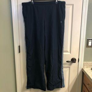 Men's Blue Champion Sweats XL